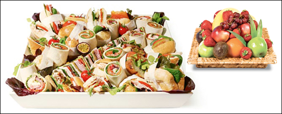 Catering Sydney, North Sydney & Melbourne